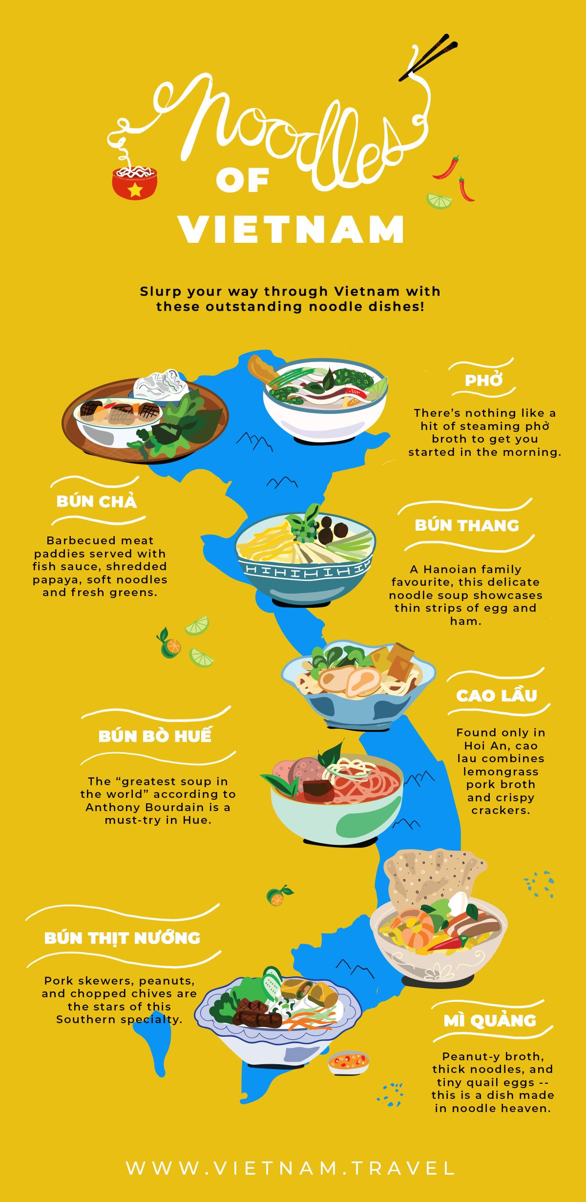must try noodles vietnam