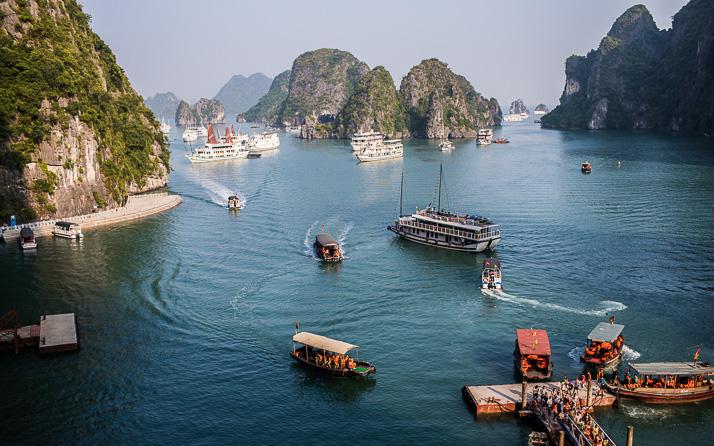 Vietnam tourism WTA 2019