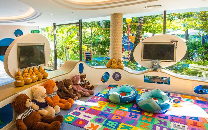 kids camp tet intercontinental resort