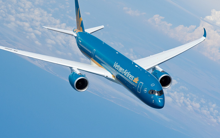 Vietnam Airlines France flights
