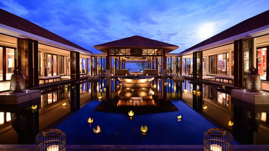 banyan tree luxury