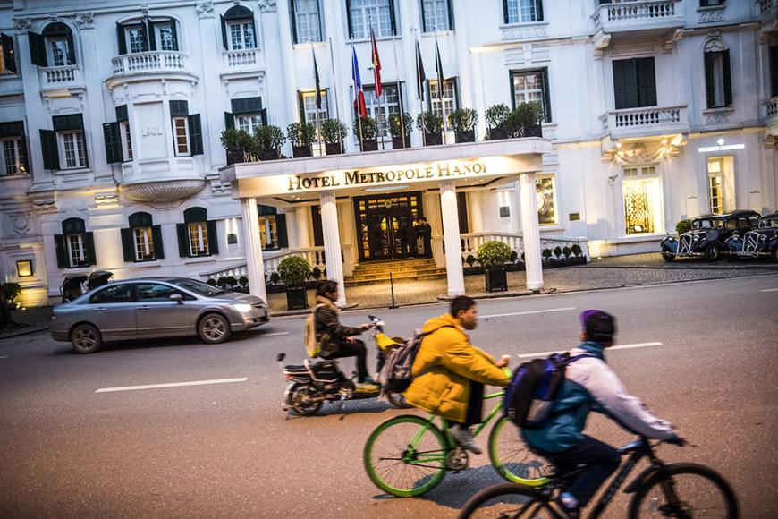 Sofitel Legend Metropole by Aaron Joel Santos Historic Hotels