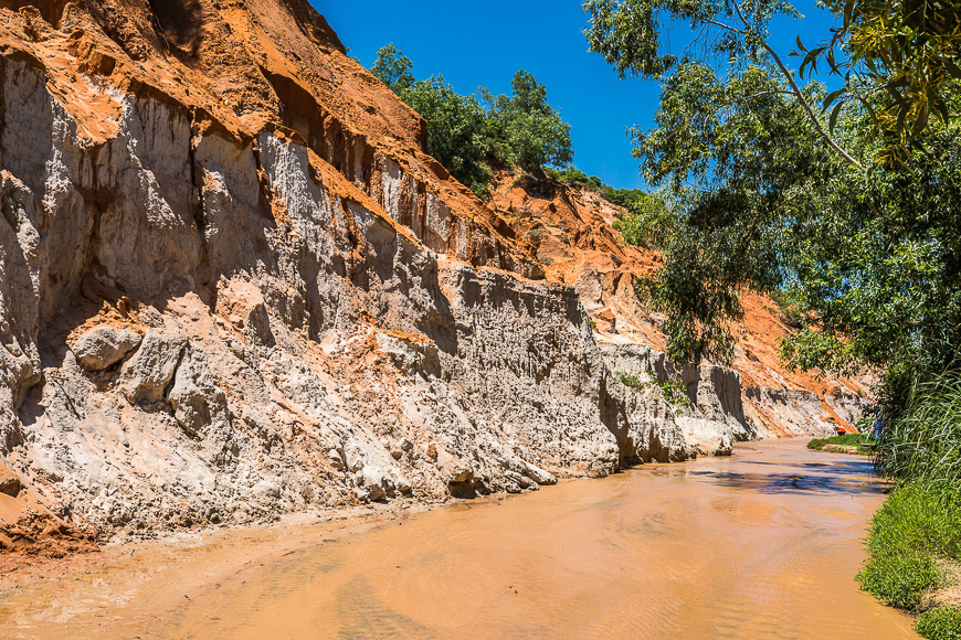fairy stream mui ne travel