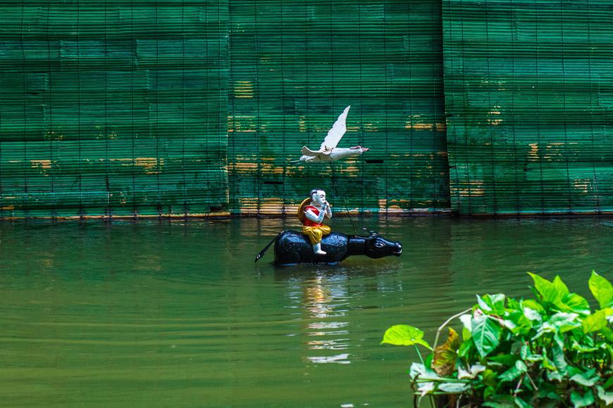 Water Puppet Theatre Hanoi