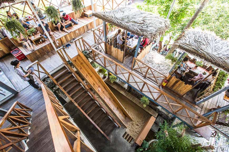 Best coffee houses Vietnam