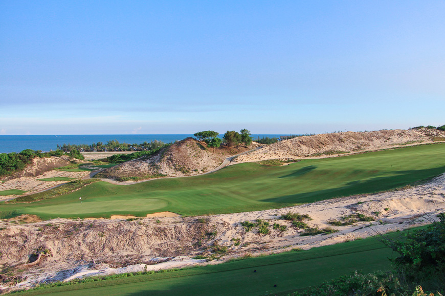 best designer golf courses vietnam