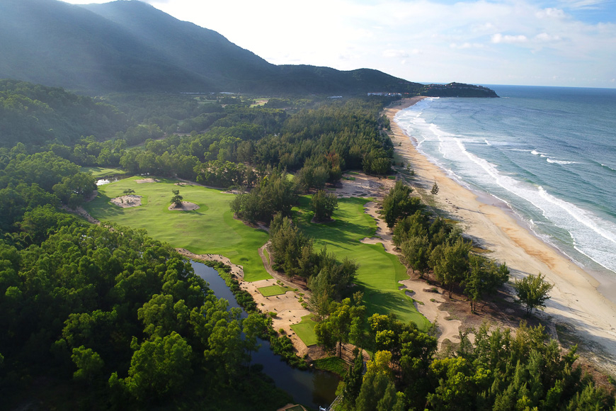 best golf courses vietnam travel