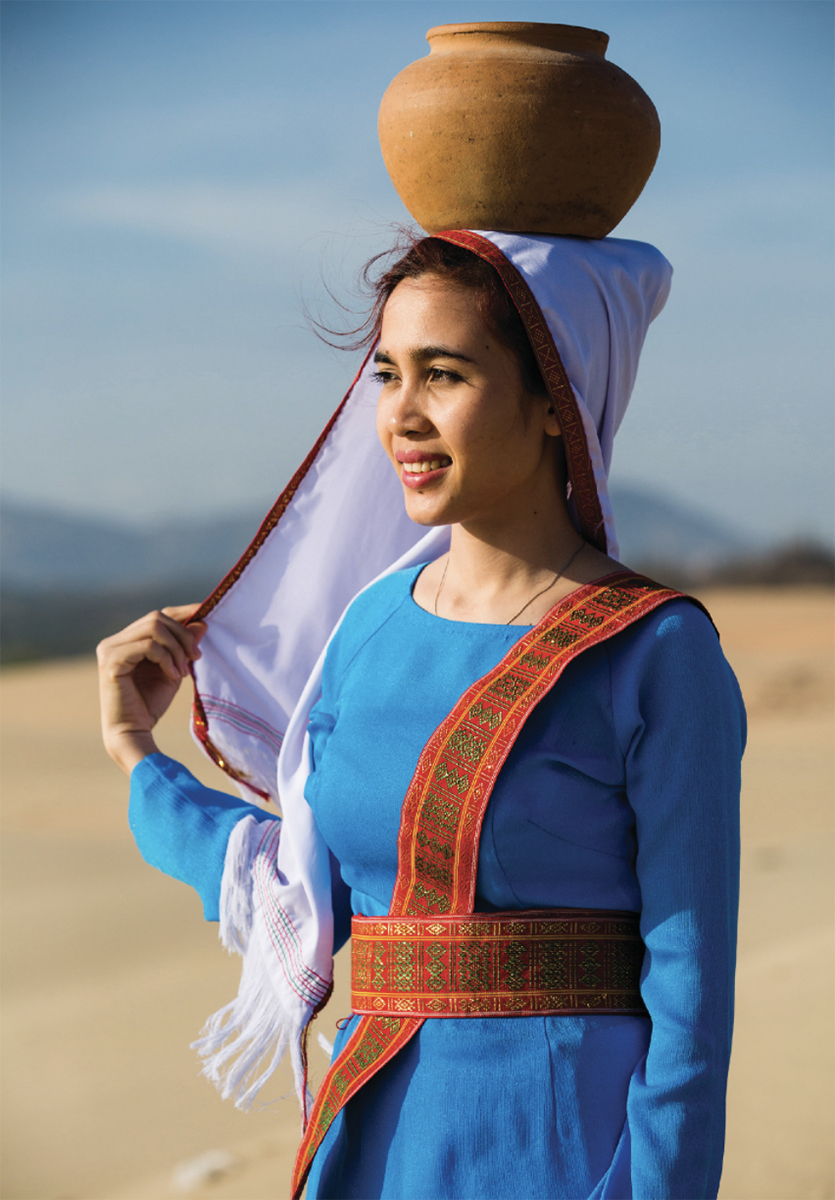 cham ethnic group vietnam