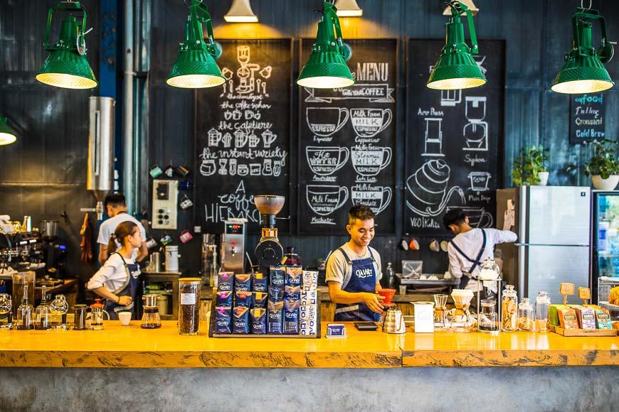 vietnam best cafes
