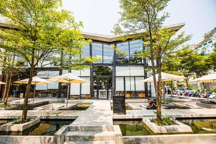 Top cafes in Vietnam