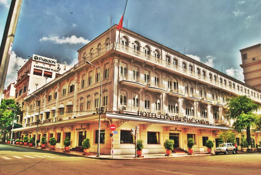 Duy Tran The Continental Historic Hotel