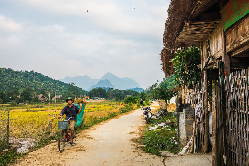 where to stay ha giang