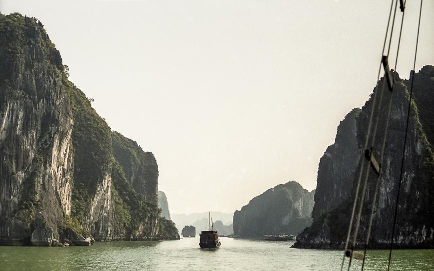 Ha Long Bay UNESCO World Heritage