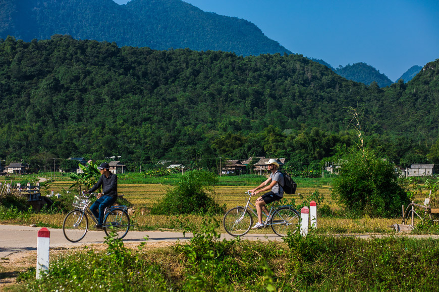 Mai Chau Sightseeing