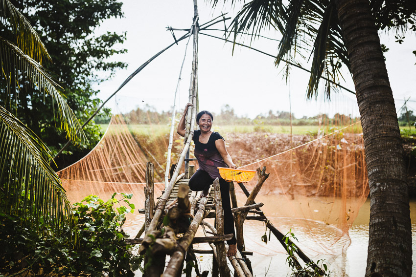 local life in mekong delta