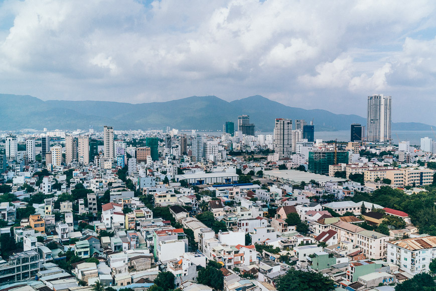 danang city vietnam tourism