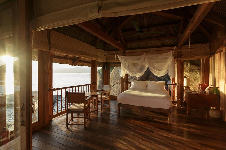 six senses barefoot luxury
