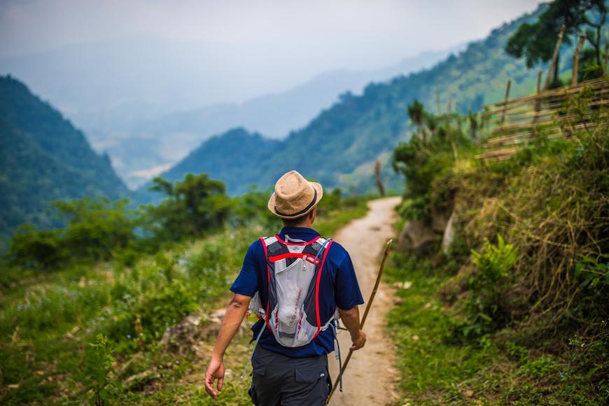 sustainable trekking in sapa