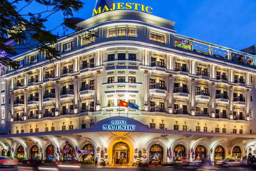 Hotel Majestic Historic Hotels