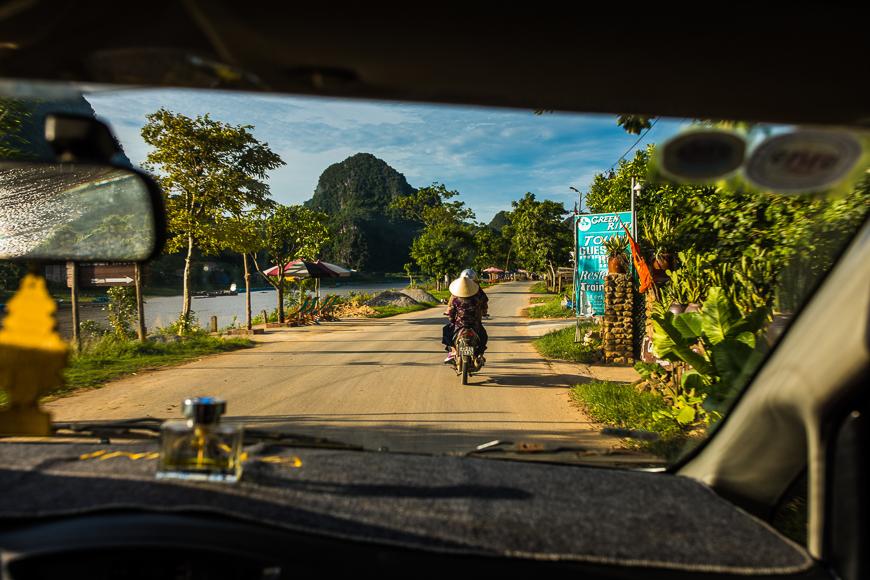 Phong Nha Transport