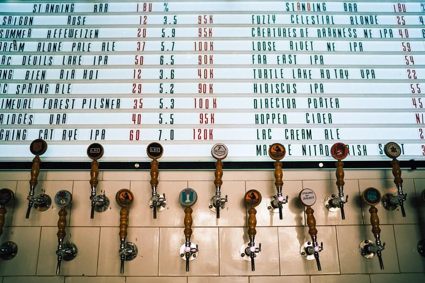 Цены на пиво во Вьетнаме
