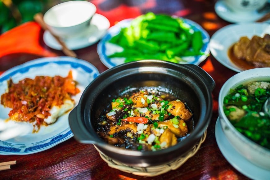 Vietnamese food culture