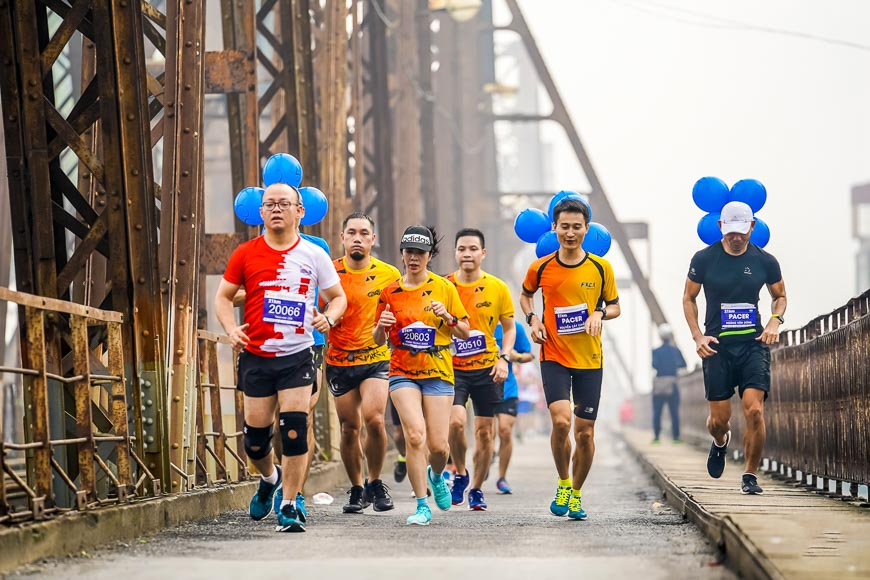 Vietnam tourism best marathons