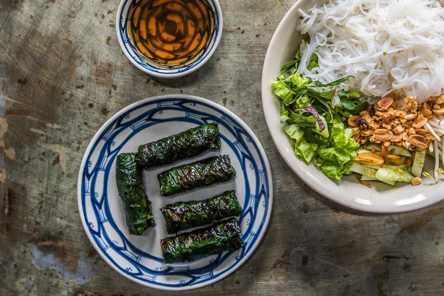 Бо ла Лот Вьетнамская еда