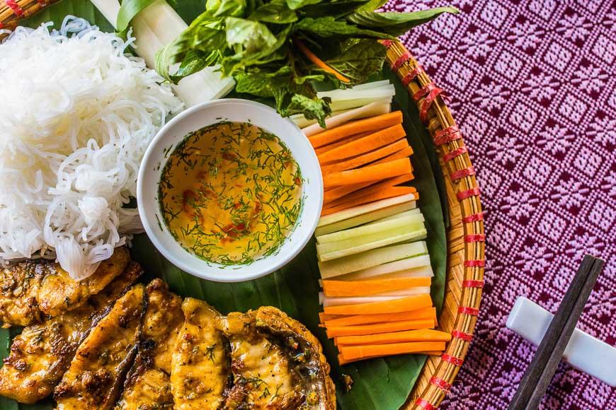 noodles of Vietnam