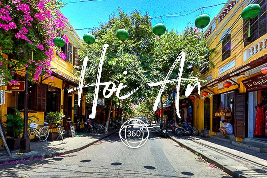360 degrees tour Vietnam