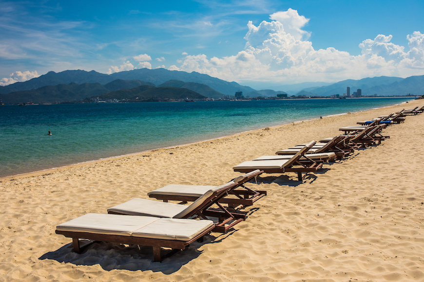 best beach resorts vietnam