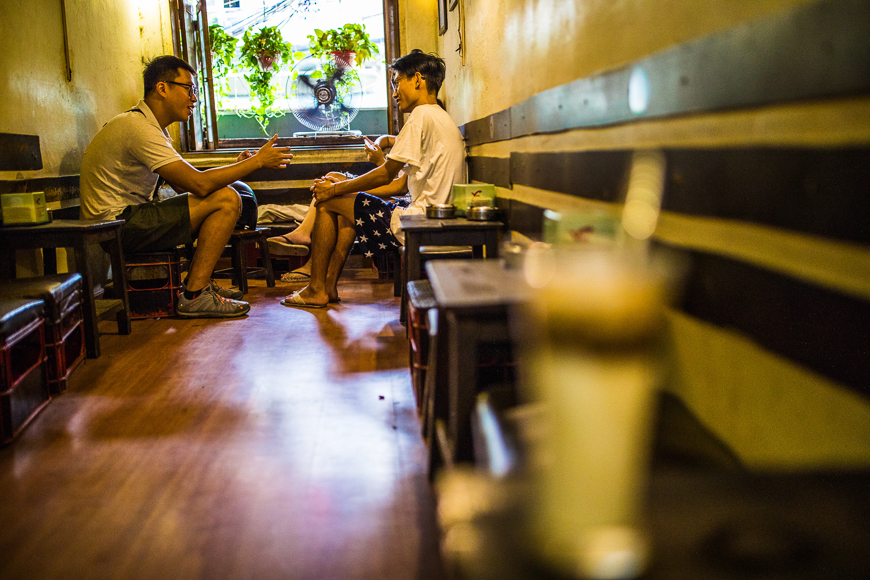 top cafes in hanoi