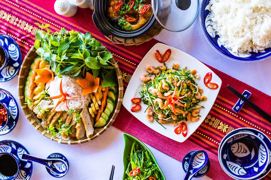 vietnam best dishes