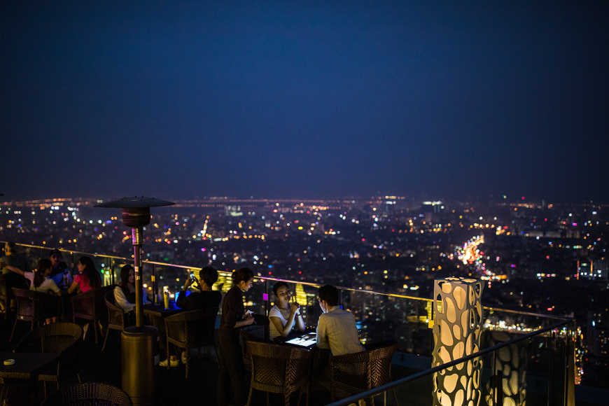 rooftop bars in hanoi