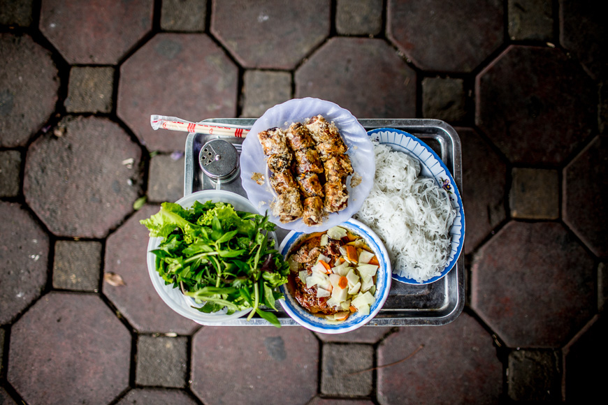 vietnam noodle dishes