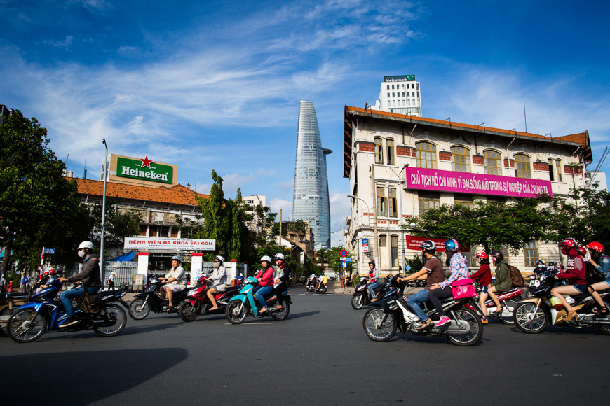 vietnam urban destinations