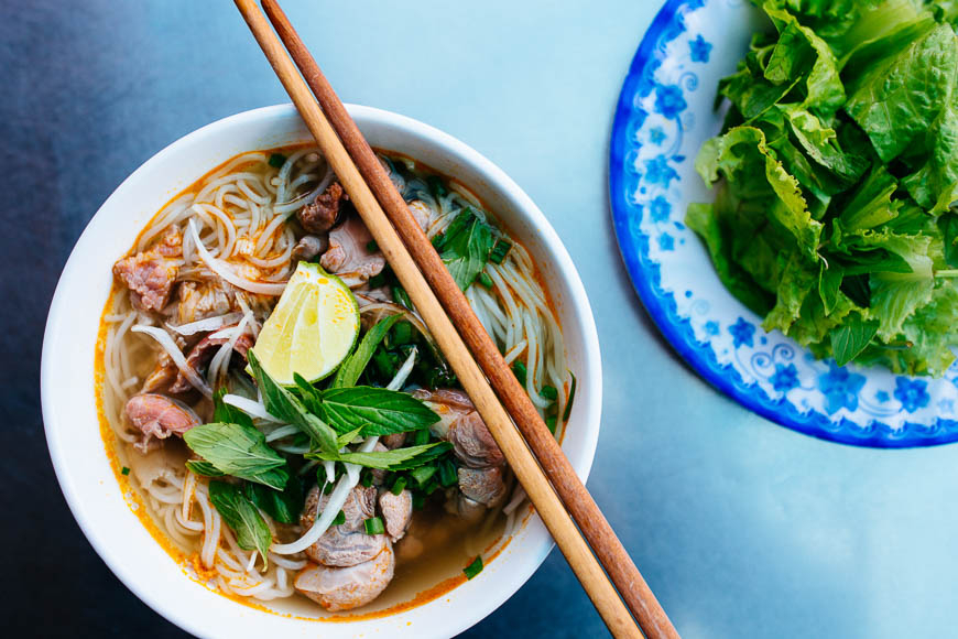 vietnamese noodle recipes