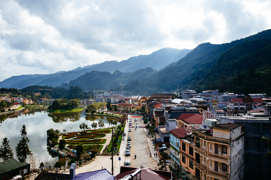 christmas in sapa