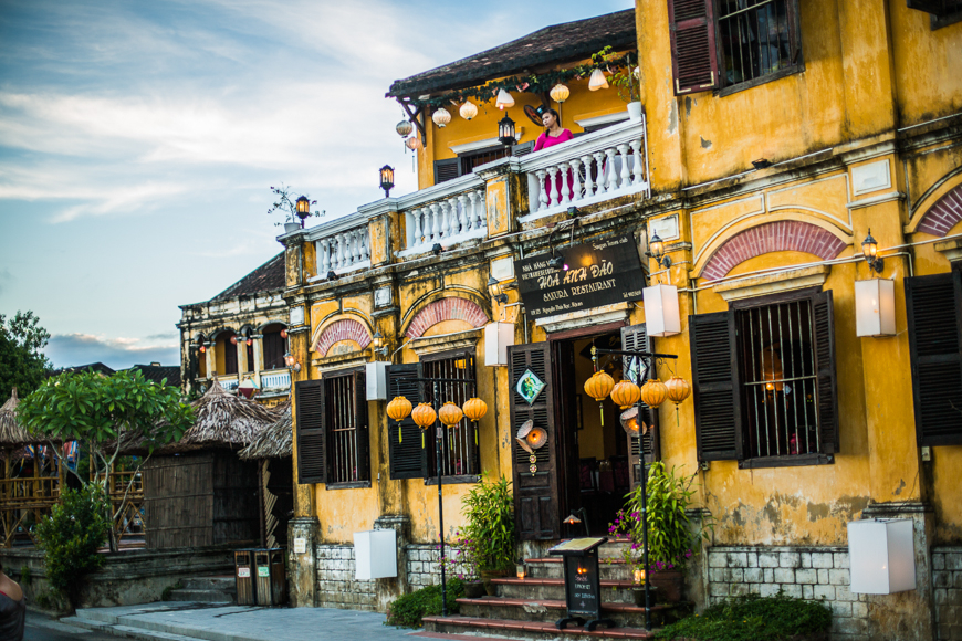 christmas in hoi an