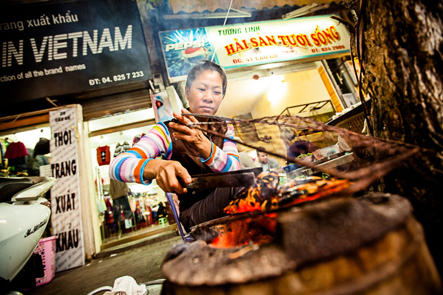 sidewalk culture in vietnam tourism