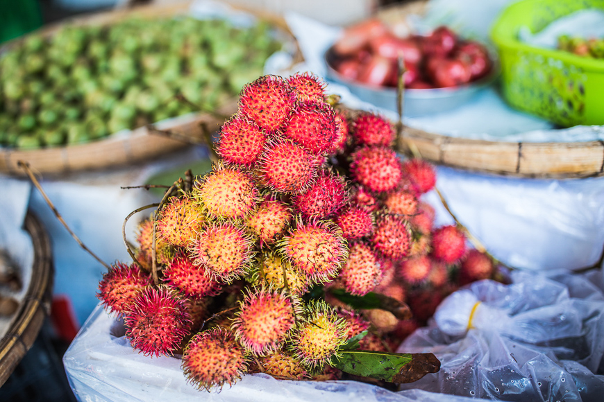 must-try fruits of Vietnam