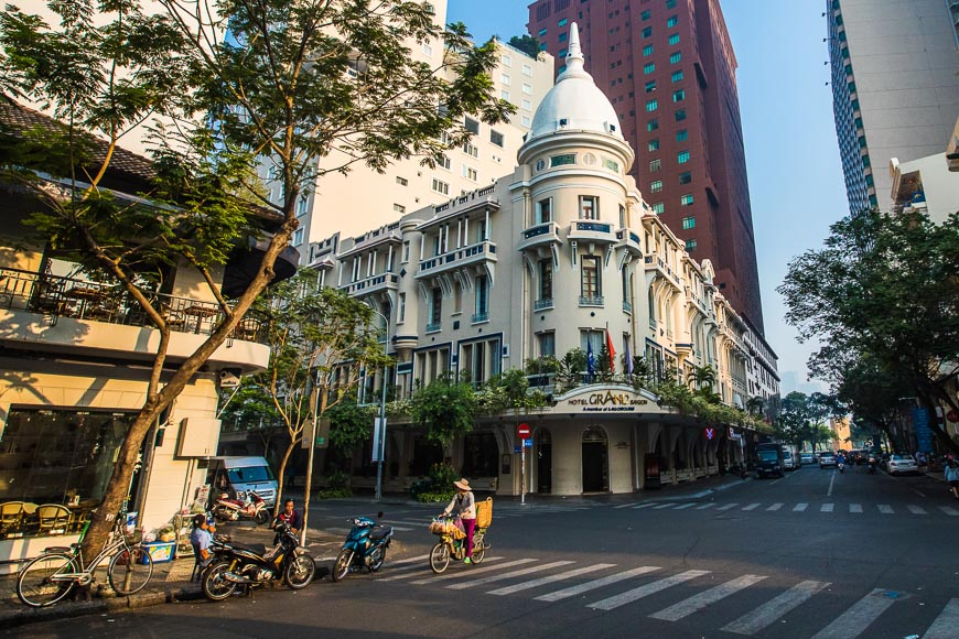 places to stay HCMC