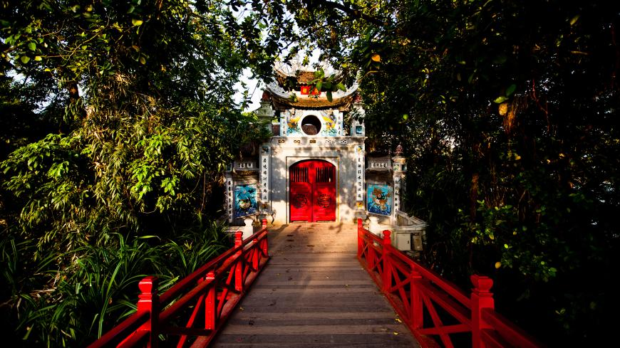 City Pass Guide Ngoc Son Temple