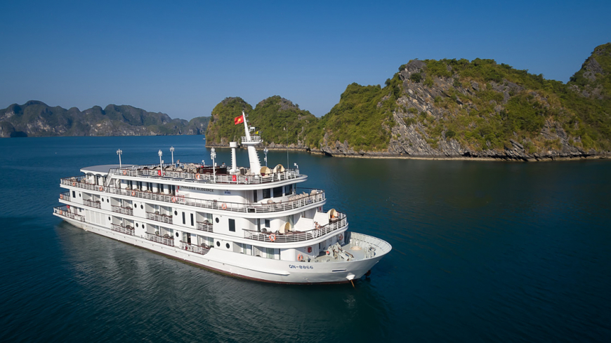 paradise elegance cruise halong bay