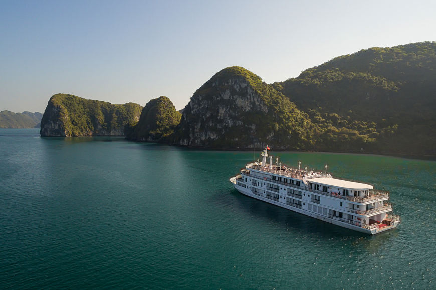 best cruises halong bay