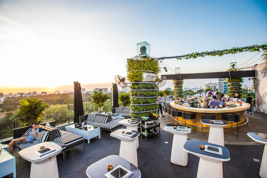 best rooftop bars in vietnam