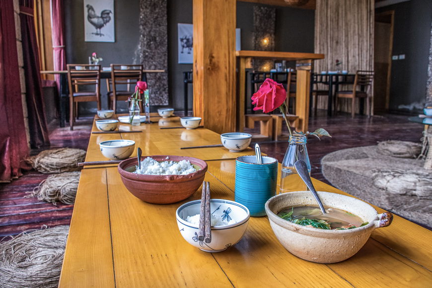 where to eat in sapa