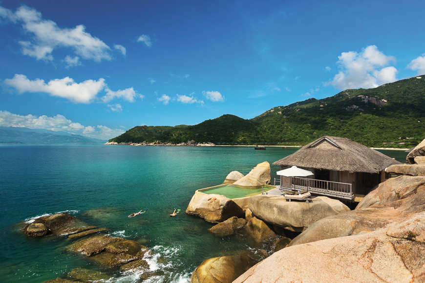 six senses spa ninh van bay