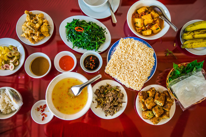 what to eat in ninh binh