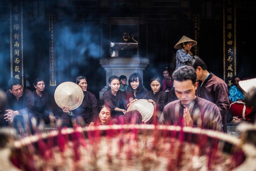 vietnam ghost festival